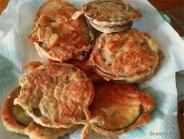 cuisine cr駮le facile beignets d aubergine créole recette facile les entrées d ailleurs