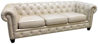 White Leather Tufted Sofa Decorating Fill Your Living Room With Breathtaking Omnia Leather