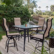 Bar Height Patio Chairs by Patio Dining Sets Hayneedle