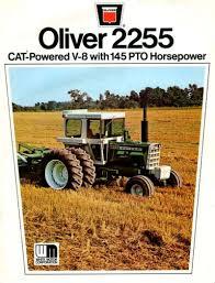 oliver 2255 oliver cletrac coop and cockshutt forum