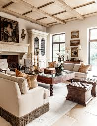 Italian Decorations For Home Mediterranean Style Home Infused With Elegance In Dallas Italian