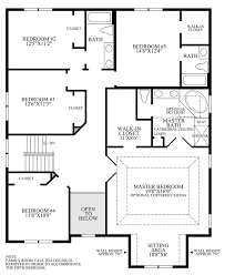 Vaulted Ceiling Floor Plans Lenah Mill The Carolinas The Woodstock Home Design
