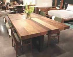 Great Kitchen Tables by Butcher Block Kitchen Table U2013 Home Design And Decorating