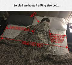 Meme Bed - king size bed meme my day