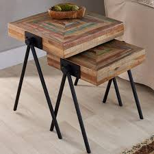 Wood Accent Table Accent Tables Home Furniture Viva Terra Vivaterra