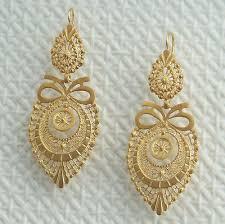 filigree earrings best 25 filigree earrings ideas on gold filigree