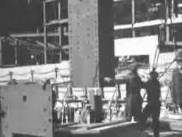 the building of radio city music hall new york city home movie