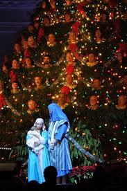 singing christmas tree singing christmas tree at baptist church in georgetown dec 8 11