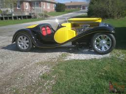 replica bugatti bugatti t 55 replica buildup