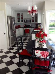 Red And White Kitchen Ideas Kitchen Kitchen Theme Ideas Orange Kitchen Decor Small Kitchen