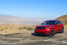 range rover velar vs sport first drive 2018 range rover velar u s spec automobile magazine