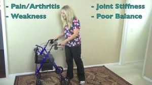 senior walkers with seat mobility expert review of 4 wheeled walker rollator
