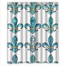 Fleur De Lis Curtains Lovely Fleur De Lis Curtains And De Lis Curtains Scalisi Architects