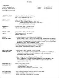 How To Prepare Resume For Job Interview by How To Do A Job Resume Examples