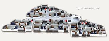floor plan in 3d soorya signature by soorya homes 2 u0026 3 bhk apartment in tata