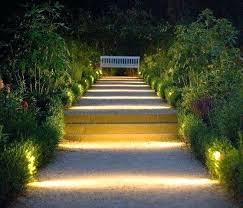 Led Pathway Landscape Lighting Copper Solar Garden Lights Garden Lights Landscape Beautiful