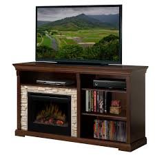 electric tv and media console fireplace electric fireplace