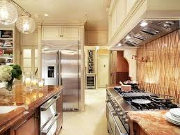 luxury chef themed kitchen with stainless steel appliances a