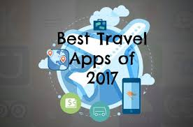 Best travel apps of 2017