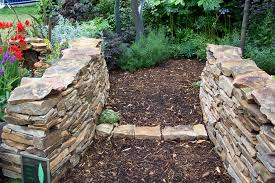 Kitchen Border Ideas Awesome Stone Landscape Edging Thediapercake Home Trend
