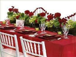 nice christmas table decorations homemade xmas table decorations christmas home design ideas and diy
