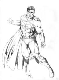 superman coloring pages for kids free coloring pages for kids