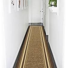 Rubber Backed Runner Rugs Amazon Com Ottomanson Ottohome Contemporary Bordered Design