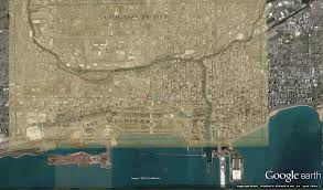 Chicago Google Map by Indigenising The City U2013 Summary Of Conference Paper U2013 Hunter