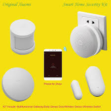 Home Kit by Aliexpress Com Buy 100 Original Xiaomi Smart Home Kit Gate Way