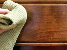 How To Clean A Wood Kitchen Table HGTV Pictures  Ideas HGTV - Cleaning kitchen wood cabinets