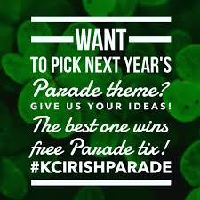 kansas city st patrick u0027s day parade home facebook