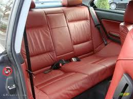 Bmw 328i 2000 Interior Tanin Red Interior 2000 Bmw 3 Series 328i Coupe Photo 57046724