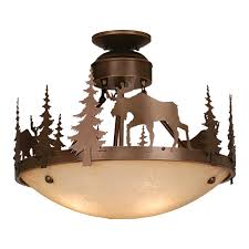 Ceiling Chandelier Lights Rustic Light Fixtures U0026 Cabin Lighting