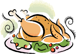thanksgiving meal clipart clipartxtras