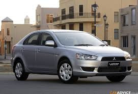 mitsubishi lancer sportback 2009 mitsubishi lancer sportback first steer photos 1 of 50