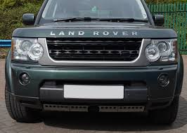 black land rover discovery grey silver black disco 4 facelift style front grille for land