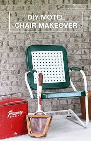 Metal Lawn Chair Vintage by The 25 Best Eclectic Outdoor Gliders Ideas On Pinterest