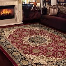 orian rugs dasan claret area rug