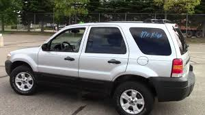 Ford Escape Suv - 2005 ford escape xlt 4wd youtube
