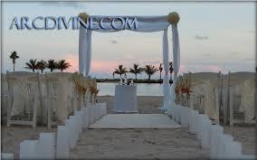 wedding arches rent miami miami chuppah rental wedding canopy arch rental ft lauderdale