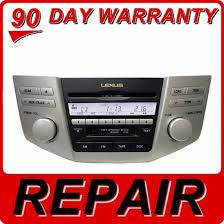 lexus rx300 sun visor repair repair 99 09 6 disc changer cd player lexus rx300 rx330 rx350