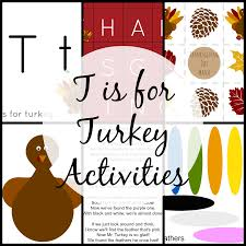 the of educational thanksgiving activities for