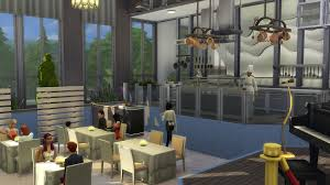 The Sims 2 Kitchen And Bath Interior Design The Sims 4 Dine Out Review Simsvip