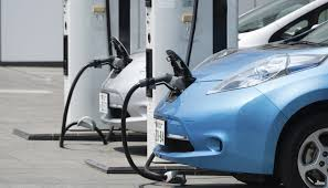 nissan leaf charging points charging stations respond to uptick in electric cars