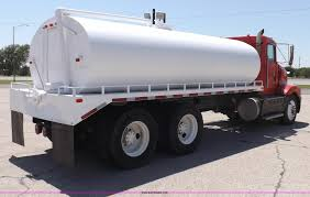 kenworth fuel truck for sale 1989 kenworth t600 tanker truck item h1875 sold august