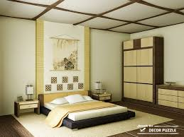 Lovely Japanese Style Bedroom Design Ideas Curtains - Japanese bedroom design ideas