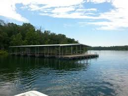 how big is table rock lake boat slips and boat docks for sale in southwest missouri sunset