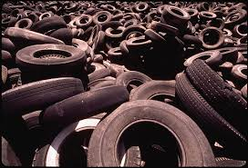 waste tires wikipedia