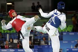new high tech twists on taekwondo are rapidly changing an ancient