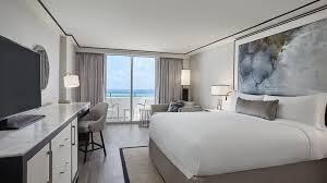 Cheap 2 Bedroom Suites In Miami Beach Loews Miami Beach Hotel South Beach Miami